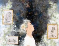 2013年5月22日(水)~6月3日(月) 染谷麻衣子展「いつものいっしゅん」