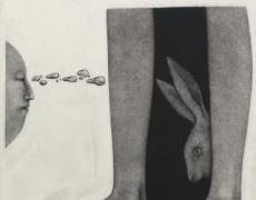 2014.12.14(日)-12.22(月) 林 明日美 銅版画展 ある日の夢 [銅版画]
