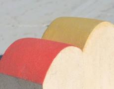 2015.2.18(水)-3.2(月) -山本 恵海 個展-虹と雨と瓦屋根 [石彫]