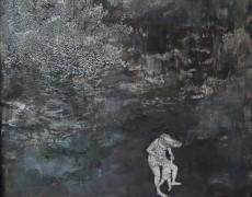 2015.3.25(水)-3.30(月) 中原智美 個展「蜂をつかむ」
