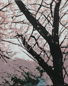 SAKURA in Spring 2016_203×254mm_2016年