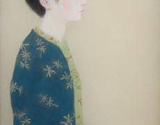2016.11.30(水)〜12.5(月) 真鍋 修 日本画展 人と草