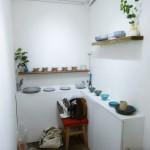小部屋設営風景