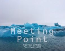 裕木奈江 作品展 Meeting Point [Private Paradises 2017ミーティングポイント] 2017.7.23(日) 〜7.30(日) ※7.25(火)休廊