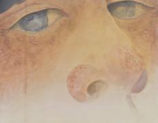2018.3.7(水)~3.11(日) 坡山海香 個展「パラレル・ワールドの墓」