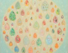 2018.8.15(水)~8.20(月) 上西 慶子 絵画展 絵水浴