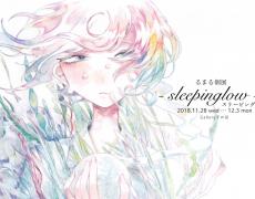 2018.11.28(水)~12.3(月) るまる個展 sleepinglow スリーピングロウ