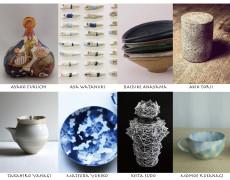 2018.12.12(水)~12.17(月) やうやう展 The 1st Ceramics Exhibition of Lab. Graduates,TUAD.