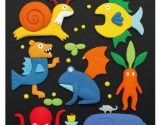 2020.1.21(火)-26(日) 森井ユカ個展 Fantastic Garden ここでありどこでもない、想像の庭で遊ぼう