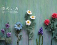 2021.7.28(水) – 8.1(日) 季のいろ~暮らしによりそう写真と花~Sayaka×konohana